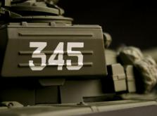 Танк VSTANK PRO Russian Army Tank T72 M1 1:24 IR (Khaki RTR Version)-фото 5