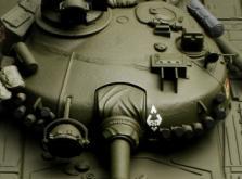 Танк VSTANK PRO Russian Army Tank T72 M1 1:24 IR (Khaki RTR Version)-фото 3