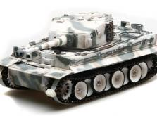 Танк VSTANK PRO German Tiger I MP 1:24 Airsoft (Winter Camouflage RTR Version)-фото 2