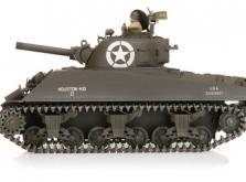 Танк VSTANK PRO US M4A3 Sherman 1:24 HT Airsoft (Khaki RTR Version)-фото 2