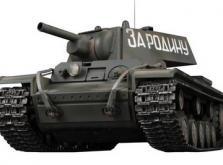 Танк VSTANK PRO Soviet Red Army KV-1B 1:24 Airsoft (Khaki RTR version)-фото 3