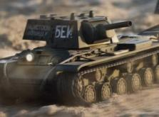 Танк VSTANK PRO Soviet Red Army KV-1B 1:24 Airsoft (Khaki RTR version)-фото 6
