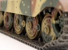 Танк VSTANK PRO German King Tiger 1:24 Airsoft (Camouflage RTR Version)-фото 2