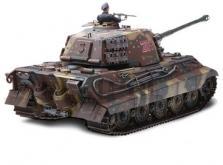 Танк VSTANK PRO German King Tiger 1:24 Airsoft (Camouflage RTR Version)-фото 1