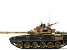 Танк VSTANK PRO Russian Army Tank T72 M1 1:24 IR (Desert RTR Version)-фото 1