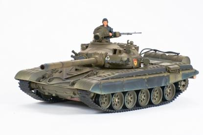 Танк VSTANK PRO Russian Army Tank T72 M1 1:24 Airsoft (Green RTR Version)
