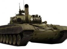 Танк VSTANK PRO Russian Army Tank T72 M1 1:24 Airsoft (Green RTR Version)-фото 5