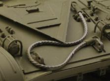 Танк VSTANK PRO Russian Army Tank T72 M1 1:24 Airsoft (Green RTR Version)-фото 3