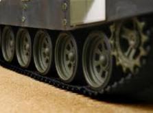 Танк VSTANK PRO Russian Army Tank T72 M1 1:24 IR (Winter Camouflage RTR Version)-фото 1