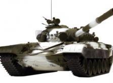 Танк VSTANK PRO Russian Army Tank T72 M1 1:24 IR (Winter Camouflage RTR Version)-фото 2