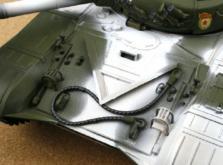 Танк VSTANK PRO Russian Army Tank T72 M1 1:24 IR (Winter Camouflage RTR Version)-фото 3