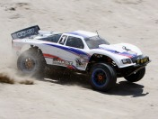 RTR BAJA 5T WITH 5T-1 WHITE BODY  2.4 GHz (EU 2 PIN)-фото 5