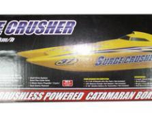 Катер Joysway Surge Crusher RC Brushless EP 0,7 м 2.4 GHz (RTR Version)-фото 4
