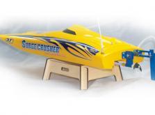 Катер Joysway Surge Crusher RC Brushless EP 0,7 м 2.4 GHz (RTR Version)-фото 1
