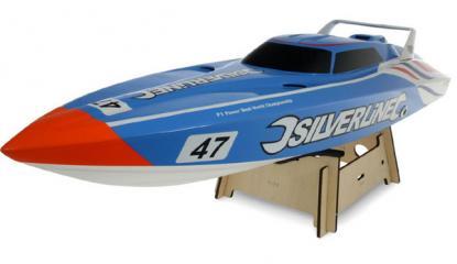 Катер Joysway Silverline GP 1,3 м 2.4GHz (RTR Version)