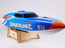 Катер Joysway Silverline GP 1,3 м 2.4GHz (RTR Version)-фото 6