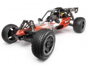 RTR BAJA 5B 2.0 WITH 5B-1 2,4 GHz BODY (RED)