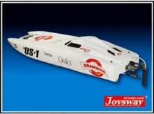 Катамаран Joysway US.1 Brushless EP 1,3 м 2.4GHz (RTR Version)-фото 5