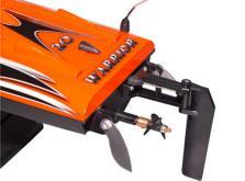 Катер Joysway Offshore Lite Warrior MK3 EP 0,4 м 2.4GHz (Orange RTR Version)-фото 2