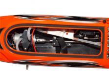 Катер Joysway Offshore Lite Warrior MK3 EP 0,4 м 2.4GHz (Orange RTR Version)-фото 3