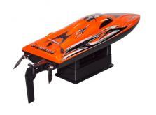 Катер Joysway Offshore Lite Warrior MK3 EP 0,4 м 2.4GHz (Orange RTR Version)-фото 1