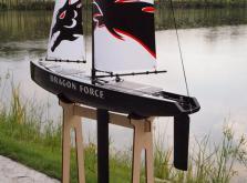 Парусная яхта Joysway Dragon Force 0,7 м 2.4GHz (RTR Version)-фото 1