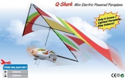 Параплан Q-Shark с электромотором