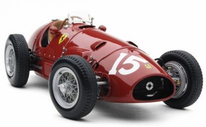Коллекционная модель автомобиля СMC Ferrari 500 F2 1953 1/18 Red