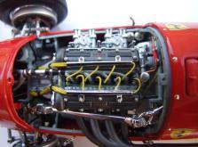 Коллекционная модель автомобиля СMC Ferrari 500 F2 1953 1/18 Red-фото 5