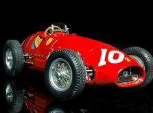 Коллекционная модель автомобиля СMC Ferrari 500 F2 1953 1/18 Red-фото 7