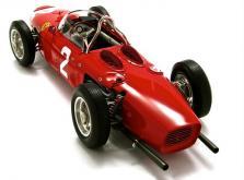 Коллекционная модель автомобиля СMC Ferrari 156 F1 1961 Sharknose #2 Hill/Monza 1/18 Limited Edition-фото 1