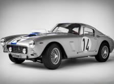 Коллекционная модель автомобиля СMC Ferrari 250GT Berlinetta SWB Competizione 1961 #14 1/18 LE-фото 10