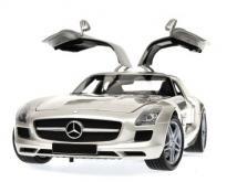 Коллекционная модель автомобиля Minichamps 1/18 Mercedes-Benz SLG AMG 2010-фото 1