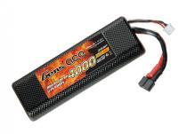 AE Gens Ace Li-Po battery 7.4V 4000 mAh 2S1P 30C Hard Case
