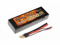 AE Gens Ace Li-Po battery 7.4V 5000 mAh 2S1P 50C Hard Case