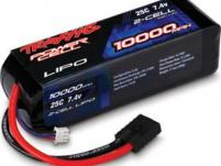 Traxxas Li-Po Battery 7.4V 10000mAh 2S2P 25C