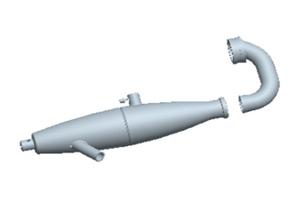 Acme Racing Глушитель