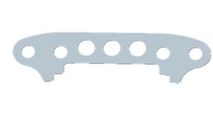 Acme Racing Передняя пластина подвески