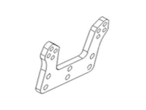 Acme Racing Стойка амортизаторов передняя
