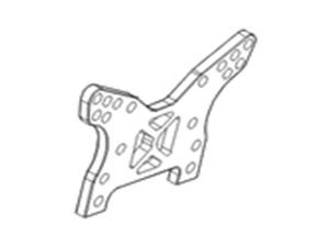 Acme Racing Стойка амортизаторов задняя