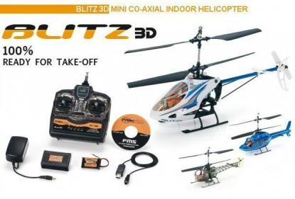 Радиоуправляемый вертолет Вертолет TERCEL