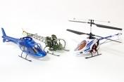 Радиоуправляемый вертолет Вертолет TERCEL-фото 5
