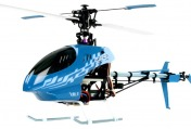 Вертолет на радиоуправлении Esky Honey Bee King3 400 3D RC 2.4 GHz EK1H-E512LA (000016) (Blue RTF Version)