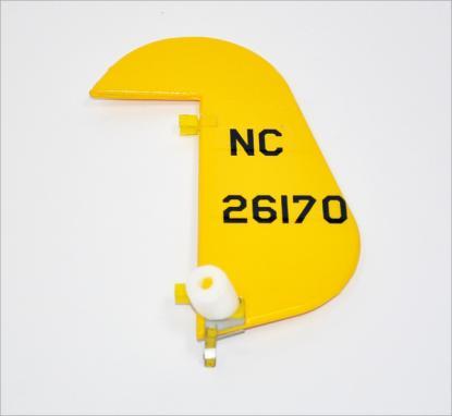 Art-Tech Вертикальный стаблизатор for J3 400CL