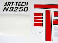 Art-Tech Крыло Cessna 182  (500 class)-фото 1