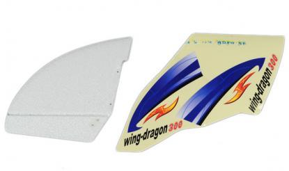 Art-Tech Руль высоты Wing Dragon Slow Flyer