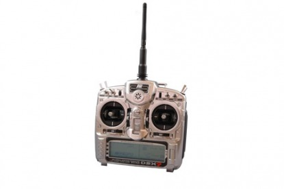 Комплект радиоаппаратуры JR DSX9 2.4GHz w/RD921 Receiver DSM2 Limited Edition in Case (Mode 2)