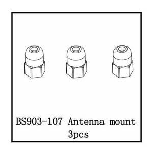BSD Racing Набор фиксаторов антенны AM/FM 3 шт