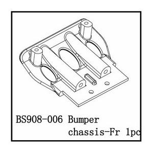 BSD Racing Шасси переднего бампера