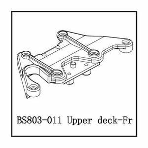 BSD Racing Верхняя пластина рулевого узла